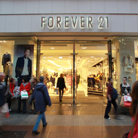 Forever 21 to close Dublin store and pull out of Ireland