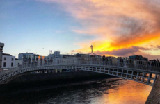 17 of the most beautiful photos of winter skies around Ireland