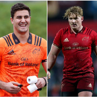 Grobler back in Munster training as Cloete continues RTP protocols