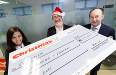 Christmas FM raised enough money to save the sight of 5,000 people
