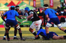 118kg South African teenage tighthead links with Munster's academy