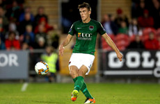 Double hero Delaney seals League One move after successful year in Cork
