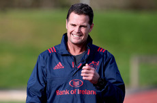 No grudge against Rassie despite confirmation of Walters' Munster exit