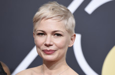 Michelle Williams earned 1% of what costar Mark Wahlberg received for re-shooting 'All The Money' without Kevin Spacey
