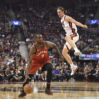 Tempers flare as Heat silence Raptors for fifth straight win