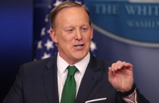 Trump's former press secretary Sean Spicer to appear live on the Late Late this Friday