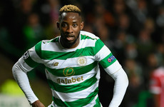 Celtic have 'not had one bid' for Dembele, insists Rodgers
