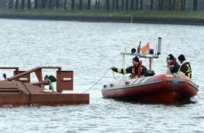 One missing after Dutch ferry collision
