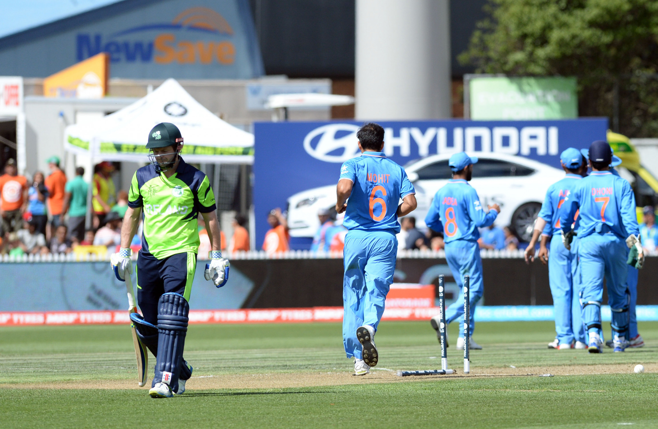 Ireland to host two T20 encounters with India this summer