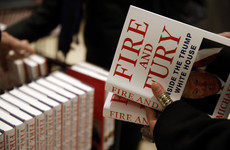 Fire and Fury sold 250k digital copies - and 29k hardcover books