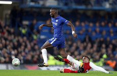 League Cup semi-final finely balanced as Arsenal frustrate Chelsea