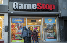 GameStop's Irish unit is €16m in the red - but the company is still 'satisfied' with trade here