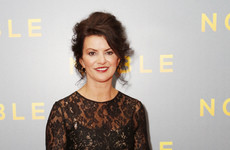 Host Deirdre O'Kane 'up for' actresses wearing black against sexism at this year's IFTAs