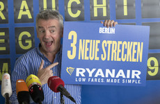 Ryanair launched twice as many new routes last year as any of its low-cost rivals