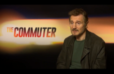 Liam Neeson addressed the gender wage gap in the most Liam Neeson way possible