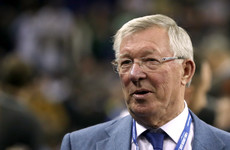 Alex Ferguson, Padraig Harrington and a rake of Premier League stars turn out for NBA London game