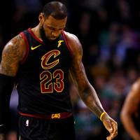 LeBron James calls out own team as Raptors thrash Cavs
