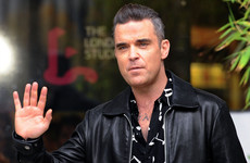 Robbie Williams made a signet ring with a mould of his penis on it for his best friend... it's The Dredge