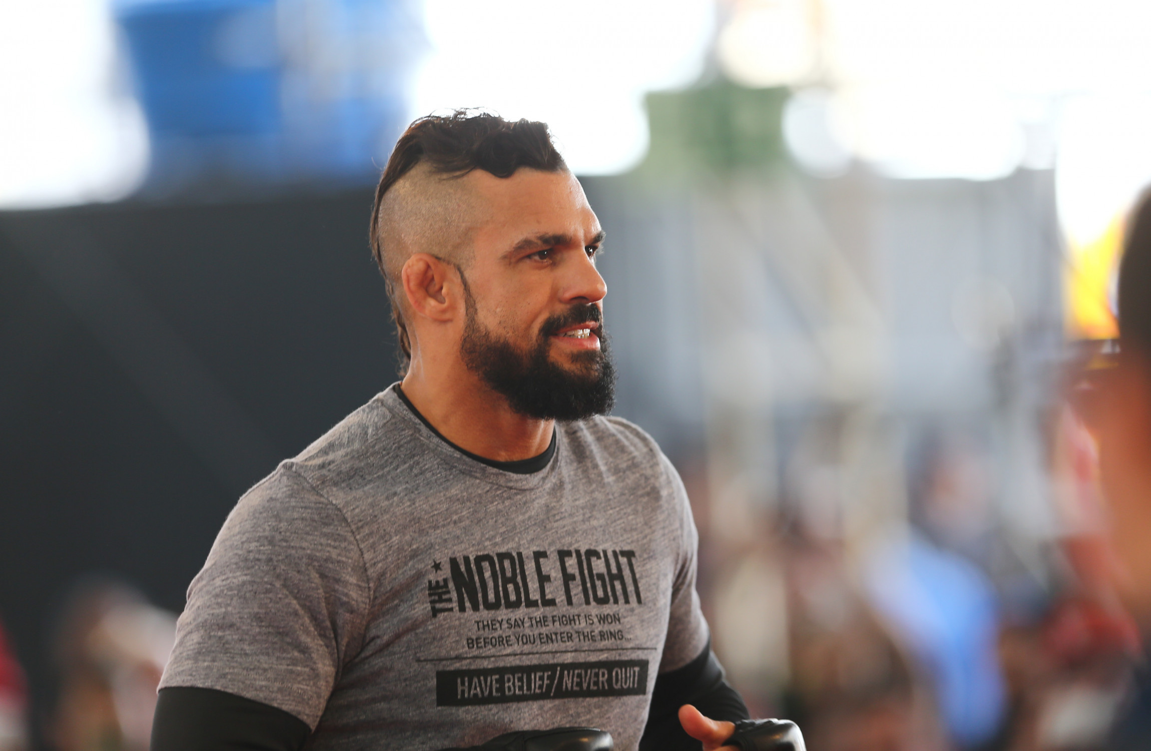 Vitor Belfort to retire after facing Uriah Hall this weekend