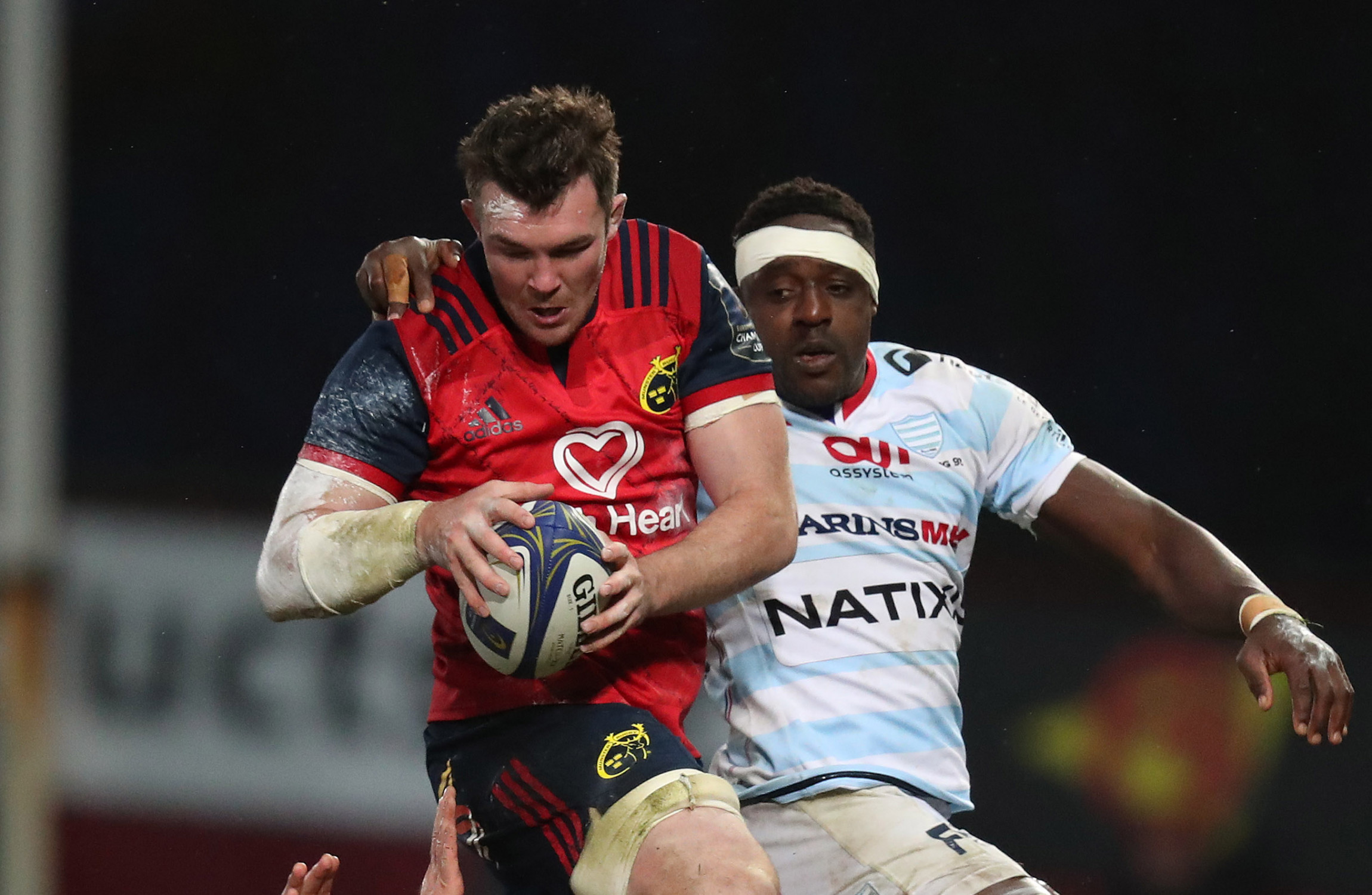 Racing 92 edge out Munster in Champions Cup thriller