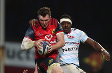 Munster a 'French-style team' says Racing star Nyanga ahead of crunch clash