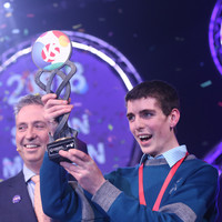 Cork teenager wins BT Young Scientist after discovering blackberry antibiotic in his back garden