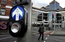 How much bacteria lives on a pedestrian crossing button?