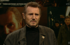 Not everybody was impressed with Liam Neeson's comments about #MeToo on the Late Late Show