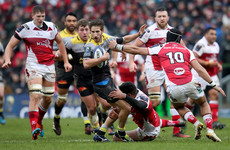 As it happened: Ulster vs La Rochelle, Champions Cup