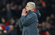 'Did I ever walk away? Never' - Wenger plans to stay at Arsenal until 2019