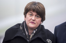 Arlene Foster says no desire to be 'cut off' from Republic after Brexit