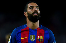 Barca midfielder Arda Turan joins Basaksehir on loan until 2020