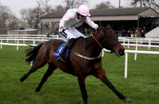 Willie Mullins' Getabird powers to victory in Punchestown Novice Hurdle