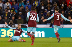 West Ham fire four to smash Huddersfield and the rest of the day's Premier League action