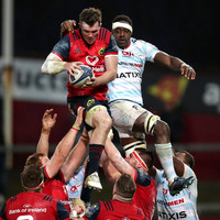 Racing and Ryan to give Munster a ferocious welcome to Paris