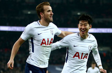 Kane becomes Spurs' record Premier League goalscorer as they romp to victory over Everton
