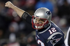 All too easy for the Patriots as they reach yet another conference decider