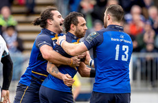 Eight-try Leinster flex their European muscle to book home quarter-final in style