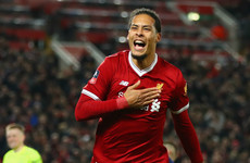 Van Dijk is 'the best centre-back Liverpool have had since Alan Hansen'