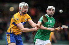 Gillane hits 0-8 as Limerick claim Munster hurling silverware with win over Clare
