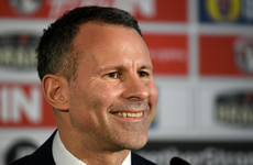 Wales appoint Man United legend Giggs as their new manager