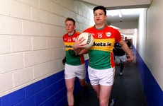 Turlough O'Brien names veteran Murphy as new Carlow skipper
