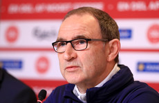 Has Martin O'Neill's relationship with the Irish team been damaged irreparably?