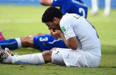 Suarez: I cried when I found out Barcelona still wanted me after Chiellini bite