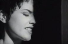 Watch: Linger - One of Dolores O'Riordan's finest vocals