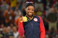 Olympic champion Simone Biles reveals she was sexually abused by ex-US team doctor