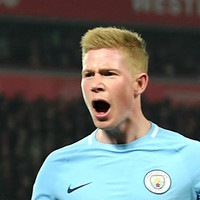 'I would give the shirt off my back for De Bruyne'
