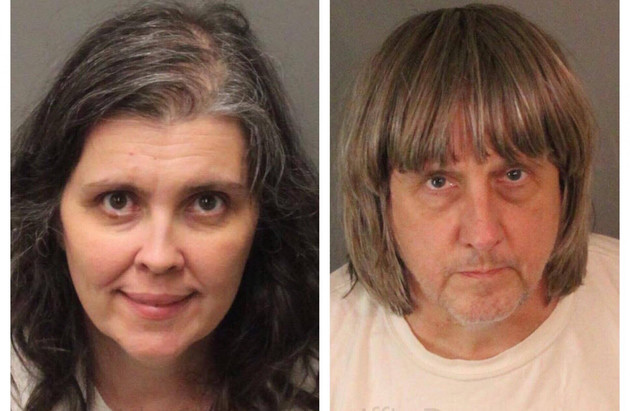 'Shackled to their beds': 13 siblings freed from house were held captive by parents, police say