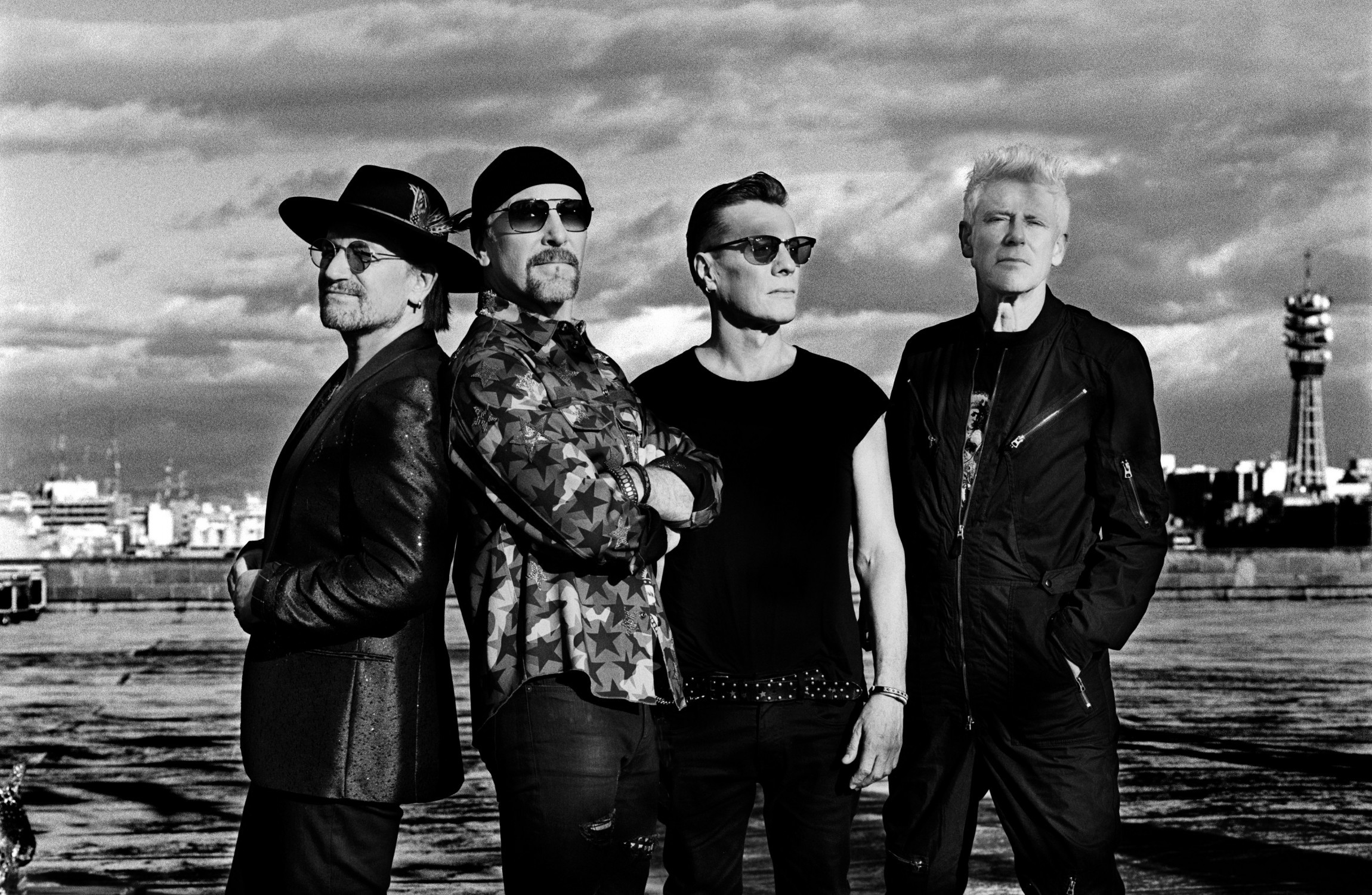 U2 announce plans for special home shows in Dublin and Belfast
