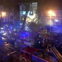 At least two dead and over a dozen injured in Belgium 'gas explosion'